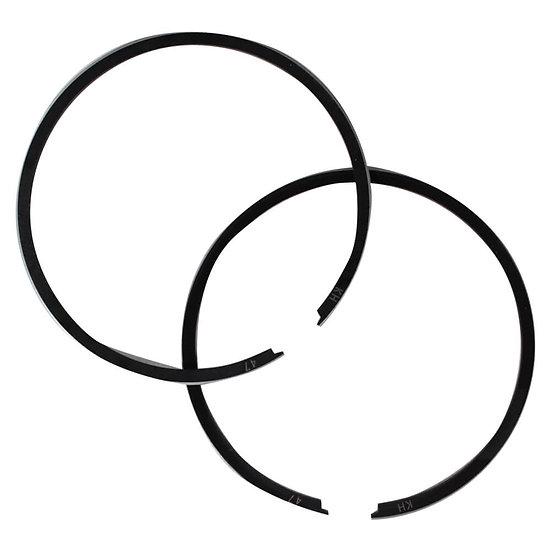 Piston rings (NCY/PRIMA cylinder kits); Minarelli 70