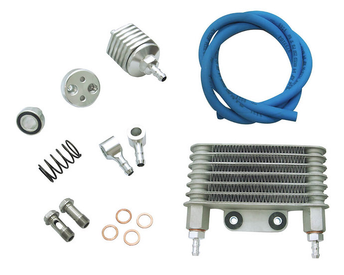 NCY Oil Cooler (Yamaha Zuma/BWS 125)