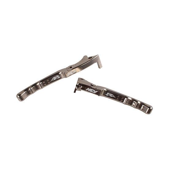 NCY Folding Brake Levers (Disk Type, Bronze); TNG, Diamo, Ro
