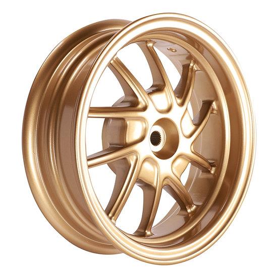 """NCY Rear Wheel (Stay Gold, Hustler, 10""""); Ruckus"""