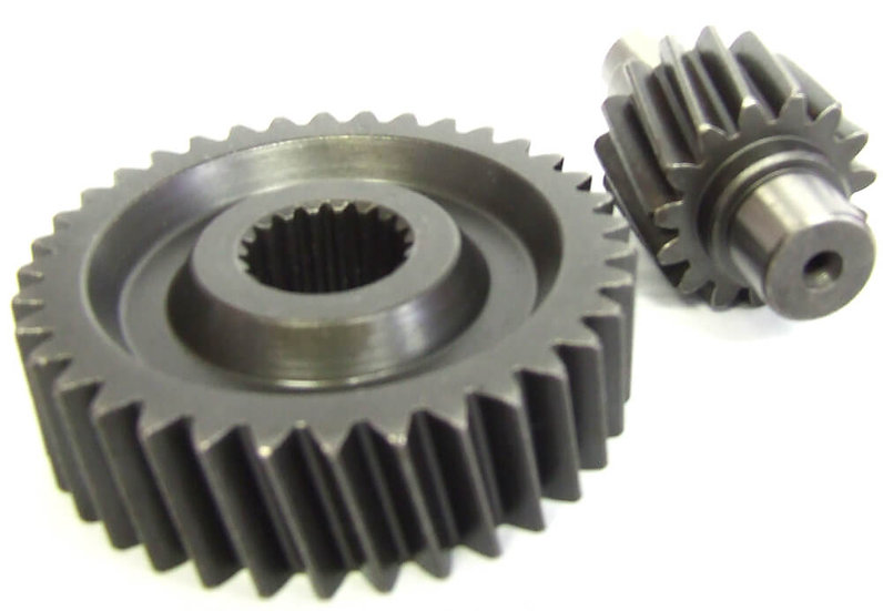 NCY, GEAR SET (16*38) GY6