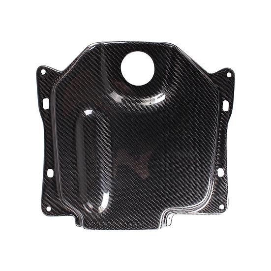 NCY Gas Tank Cover (Carbon Fiber); Honda Ruckus