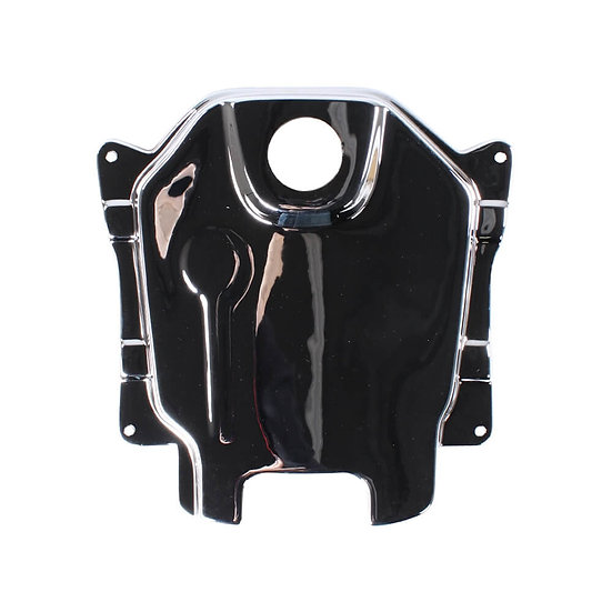NCY Gas Tank Cover (Chrome); Honda Ruckus