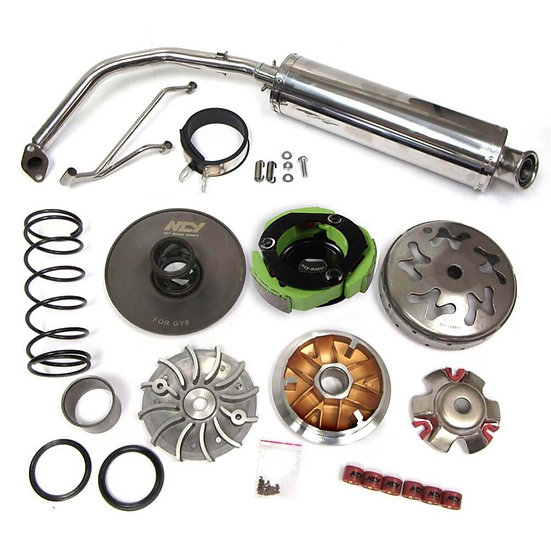 GY6 150 Stage 1 Performance Kit
