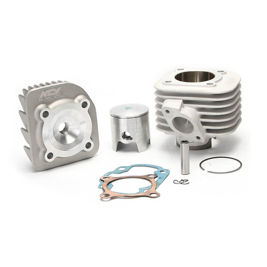 NCY Cylinder w/ Head (Ceramic, 68cc, 47mm,10mm Pin, AC)