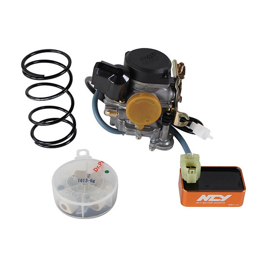 Stage 1 Performance Kit; CSC Go!, QMB139
