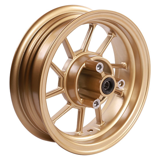 "NCY Front End Kit Rim (Stay Gold, Hustler, 10""); Ruckus"