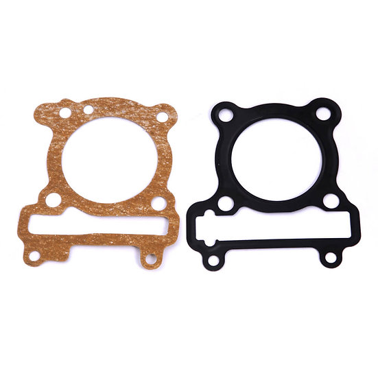 NCY Cylinder Gaskets (Replacement, 58.5mm, Ceramic); Yamaha