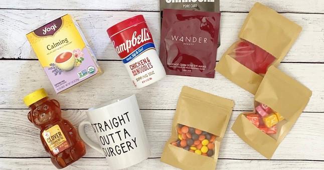 Get well soon giftbox