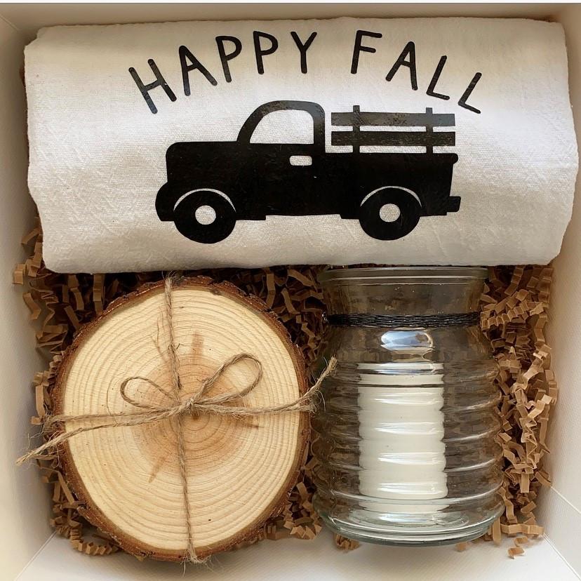 Fall giftbox