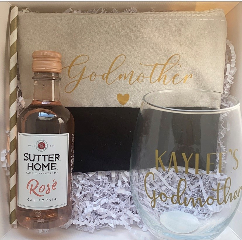 Will you be my godmother giftbox