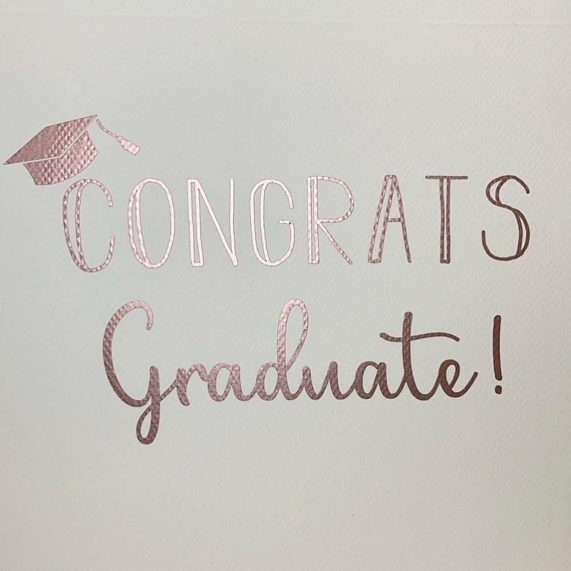 Congrats Grad gift box