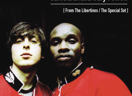 Carl Barat and Gary Powell [from The Libertines / The Special Set] 出演決定!!! (12 月 30 日)
