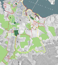 Produced for AIA Regional/Urban Design Assistance Team (R/UDAT): Cambridge, MD