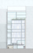 Produced for BKSK Architects, using existing base drawing.