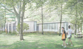 Produced for BKSK Architects, using existing 3D model.
