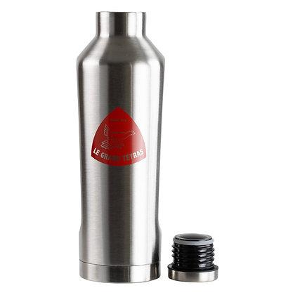 ISOTHERME CONCAVE - 0,5 LITRE - ACIER INOX