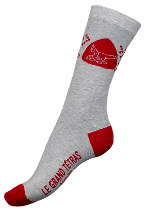 Chaussettes Made in France Le Grand Tétras
