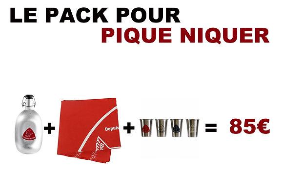 LE PACK Pique Niquer