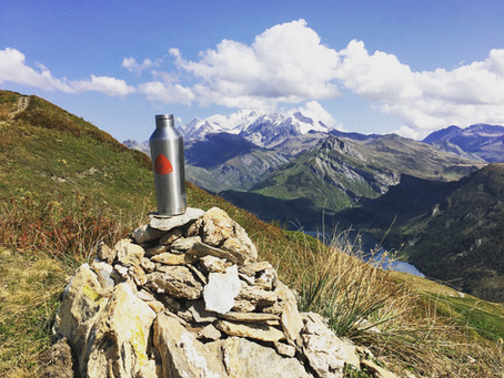 Presse : Un article sur nos gourdes dans i-trekkings