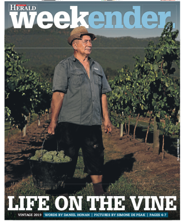 Life On The Vine: Vintage 2019