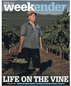 Life On The Vine: Vintage 2019