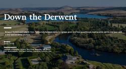 Down The Derwent, GTWINE