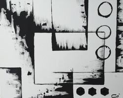 Labyrinthe pour cercles
