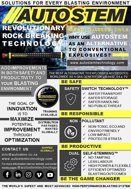 Rock Breaking Cartridge