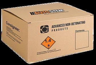AutoStem Technology   Rock Breaking Cartridge   Non Detonating Explosives