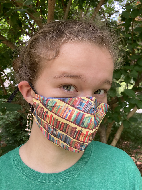 JASP literary face mask