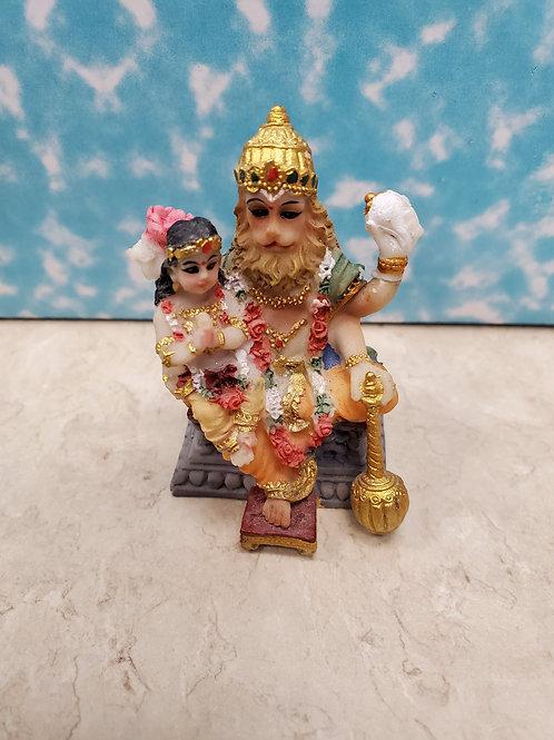 Murti Mini Pralad/Narsimhadeva 2.5