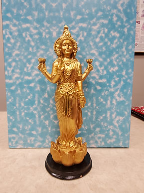 Laxmi Standing Gold 9