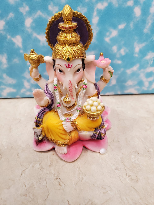 "Mini Ganesh 3.5"""