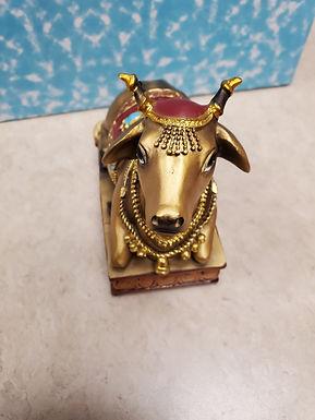 Murti Surabhi Cow Bronze