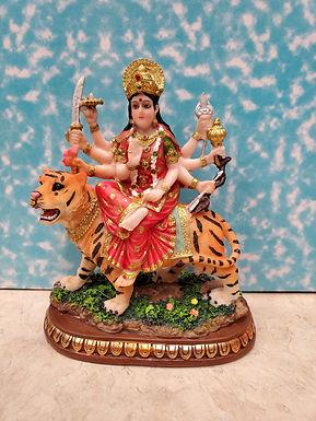 Durga on Tiger 6