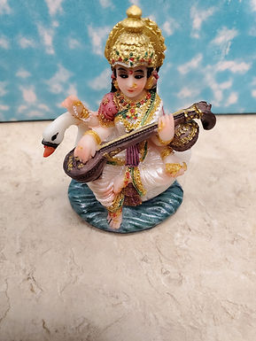 Saraswati On Swan 2.5
