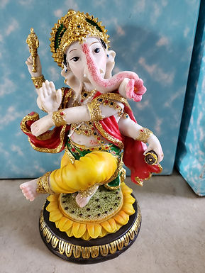 Ganesh Dancing 7