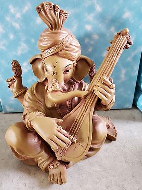 Ganesh with Vina