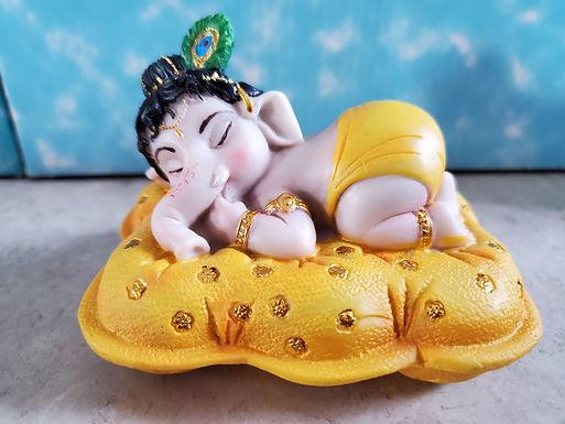 """Ganesh Napping 3"""""""