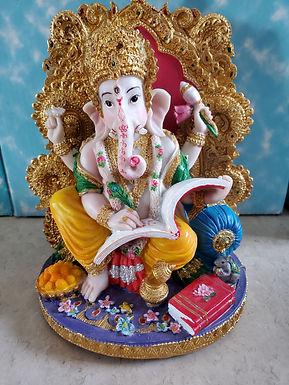 Murti Ganesh Mahabharata 7