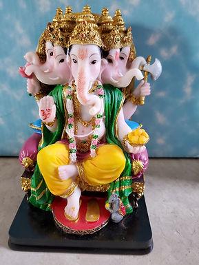 """Panca Mukhi Ganesh 5.5"""""""