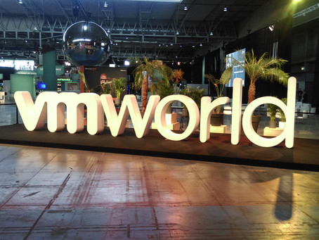 VMworld 2017 - Taking you to the Solutions Exchange