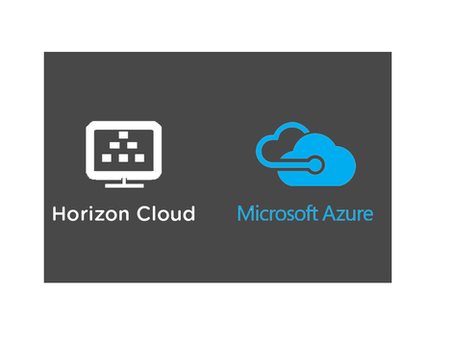 VMware Horizon on Azure - steps to take