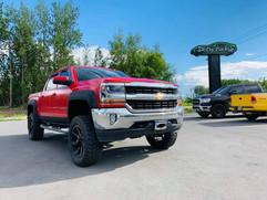 Wheels, Tires, & Lift