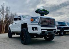 Lift, Wheels, & Tires
