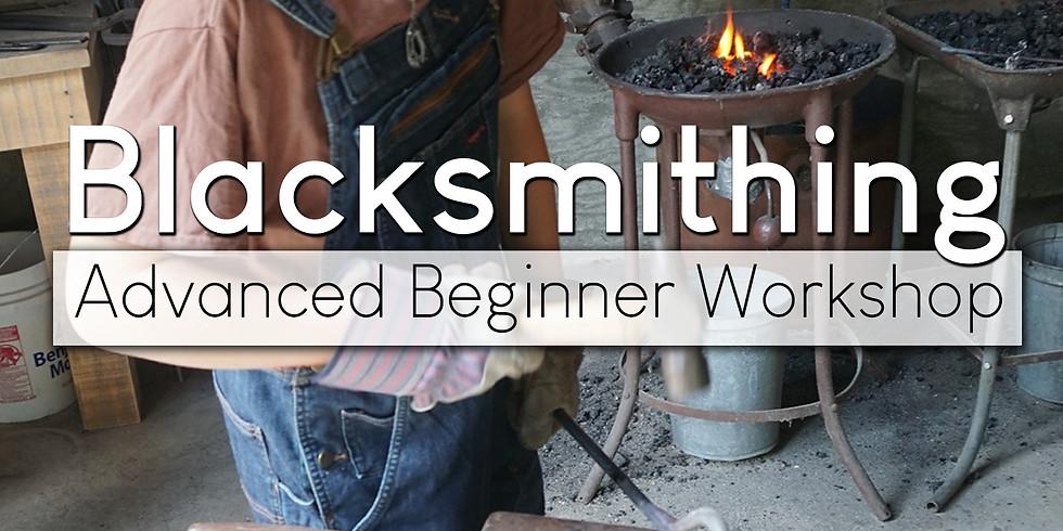 Advanced Beginner Blacksmithing Workshop