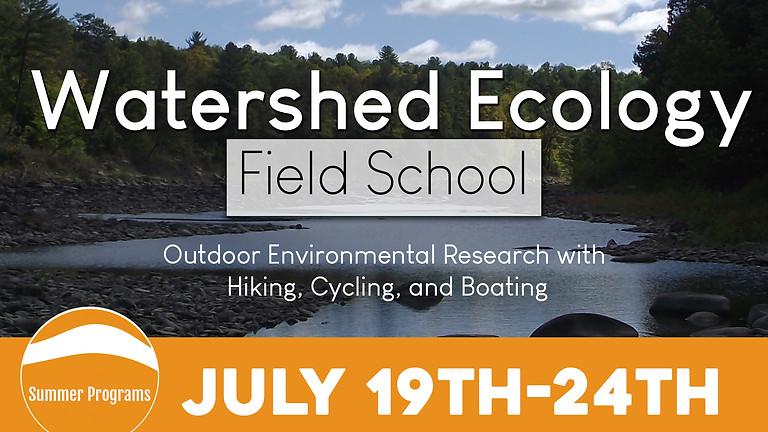 Watershed Ecology Field School