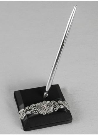 Adriana Pen Holder with Pen
