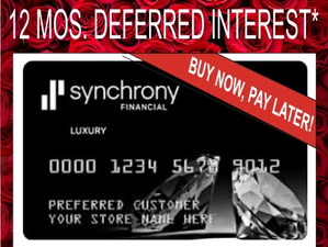 Shop Smart with Special Financing: Limited Time Offer